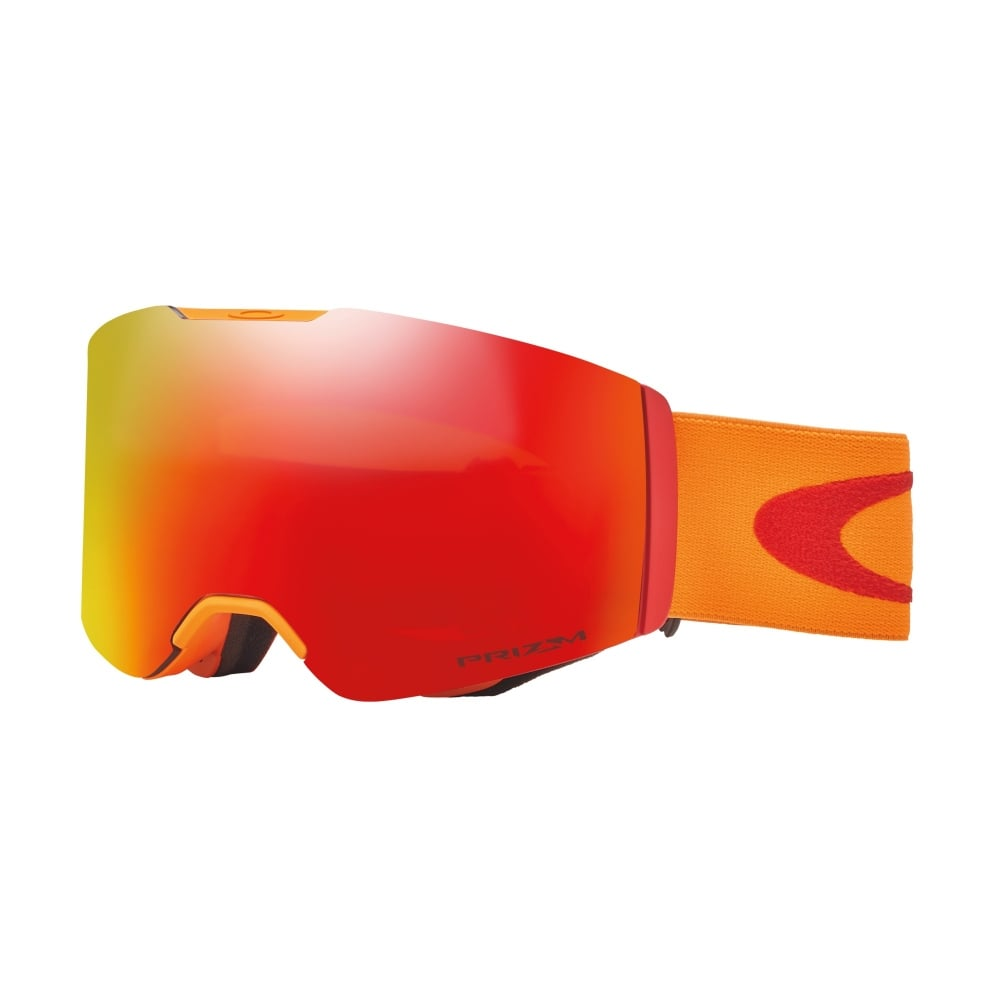8912a80c76e Oakley Prizm Fall Line Snow Goggles Neon Orange OO7085-17