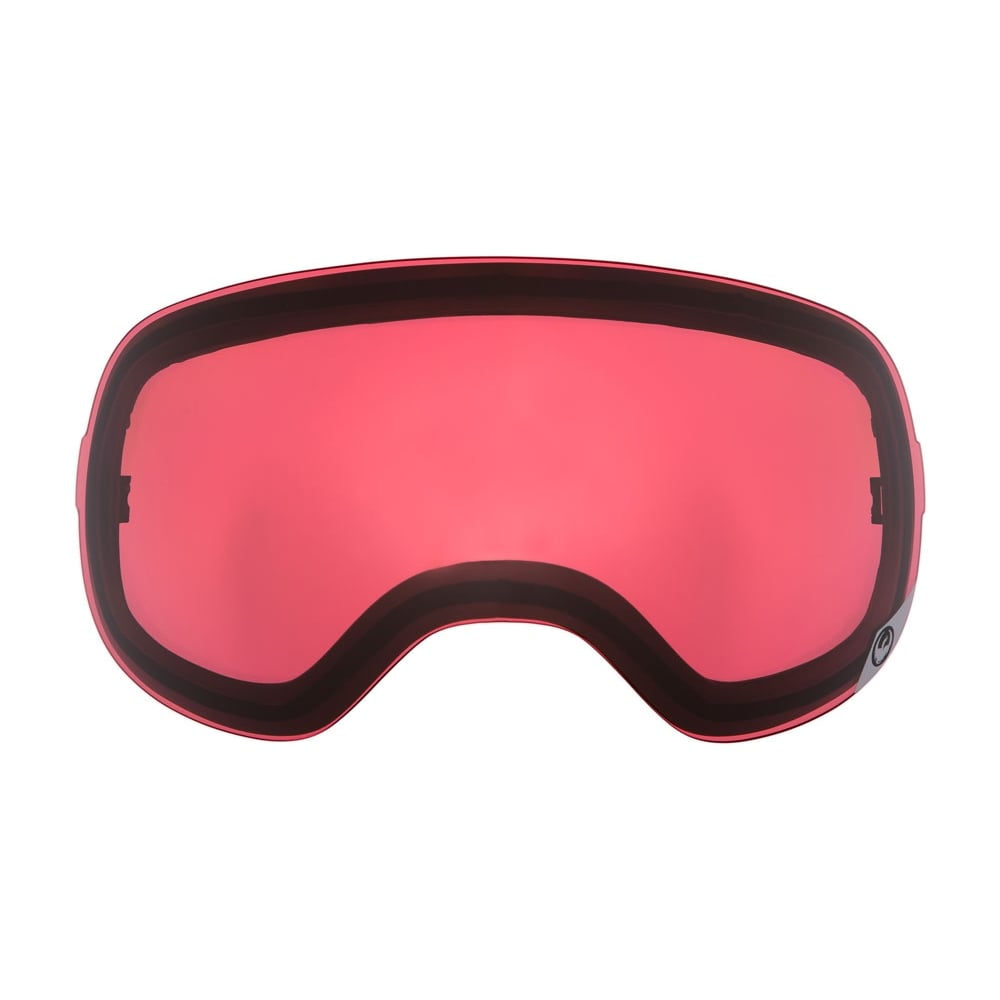 29dc733db473 Dragon Alliance X1 Snow Goggle Replacement Lens Transitions Light Rose  35283-273