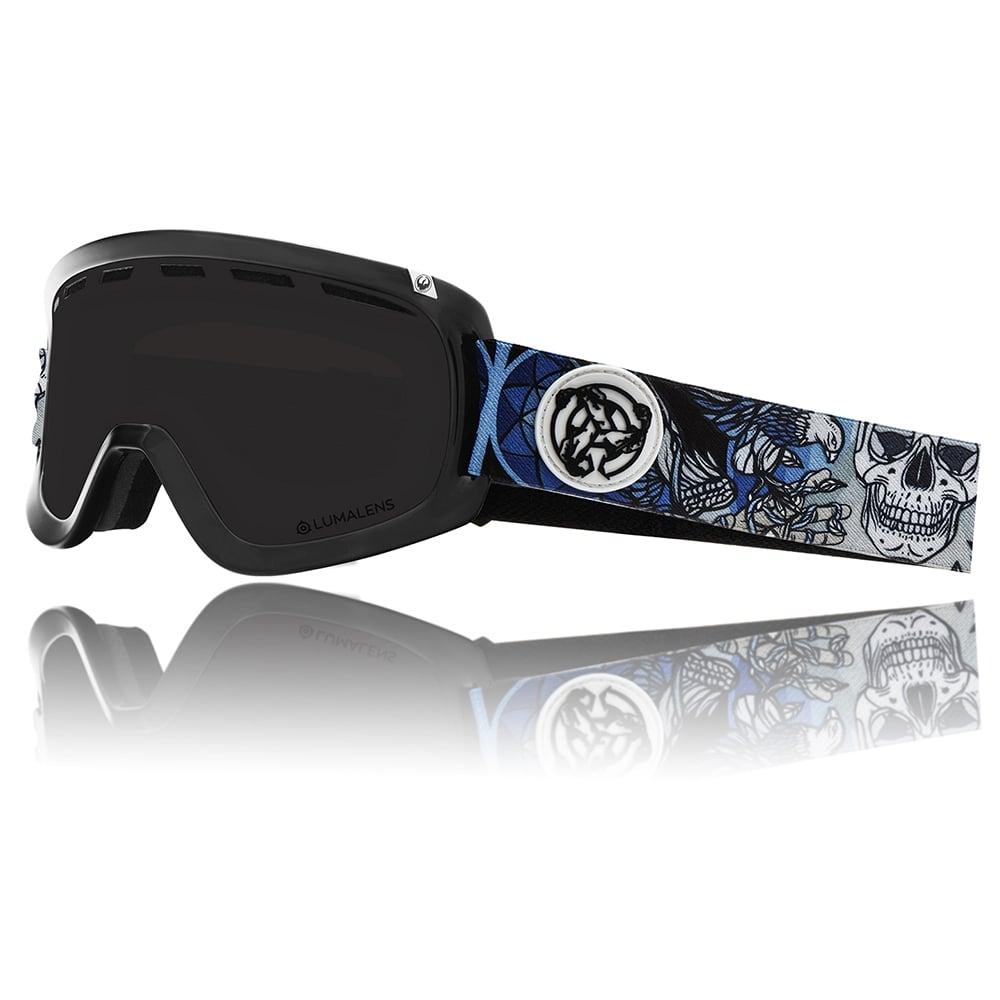 12a1e5dffcf Dragon Lumalens D1 OTG Snow Goggles Asymbol Schoph 34798-030