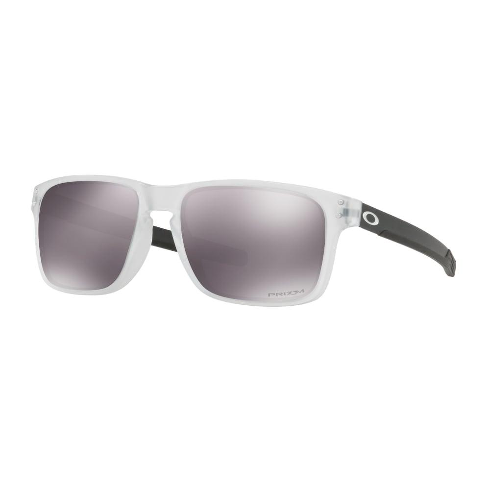 98341d473fc Oakley Prizm Holbrook Mix Sunglasses Matte Clear OO9384-05