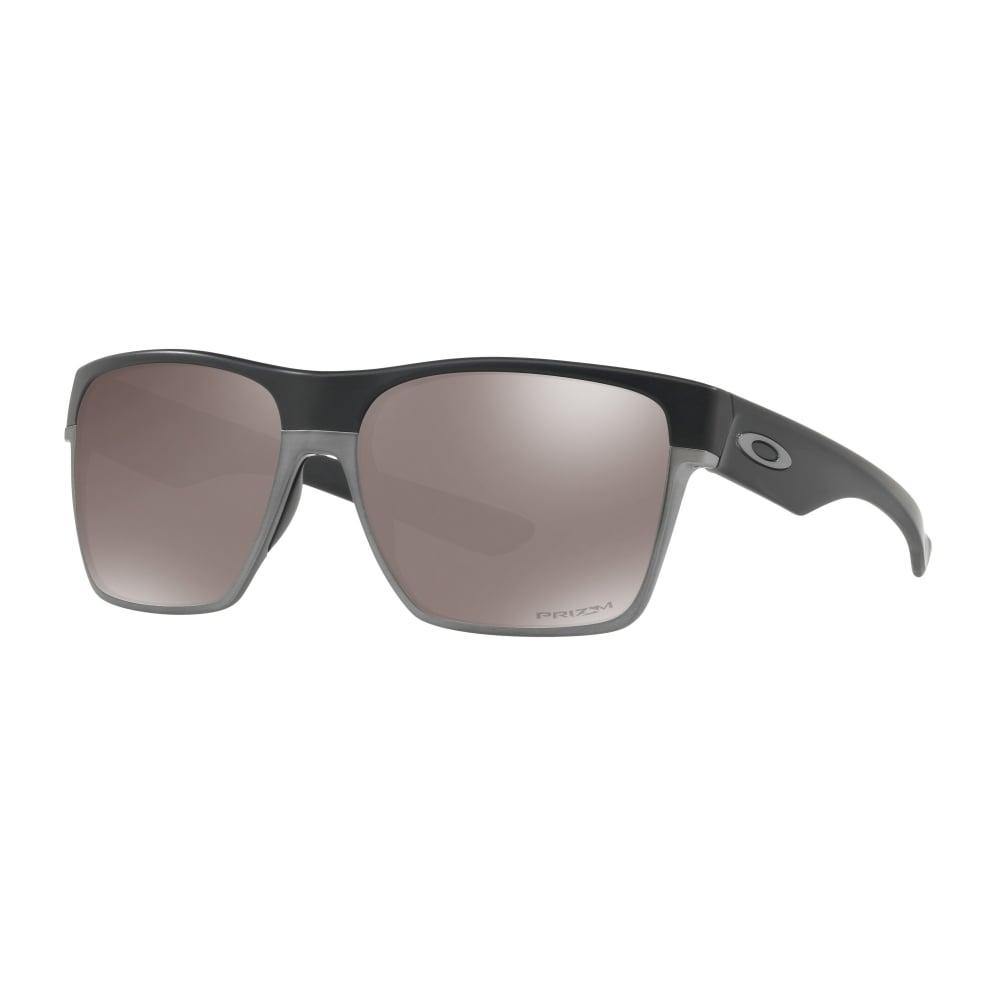 ded04dddef Polarized Oakley Prizm TwoFace XL Sunglasses Matte Black OO9350-10