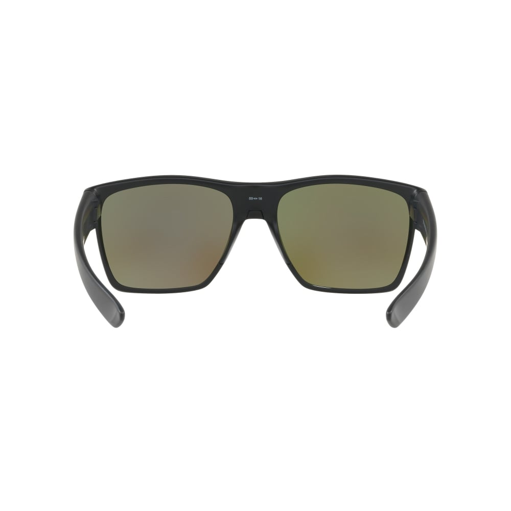 Polarized Oakley Prizm TwoFace XL Sunglasses Matte Black OO9350-09 2e82462204812