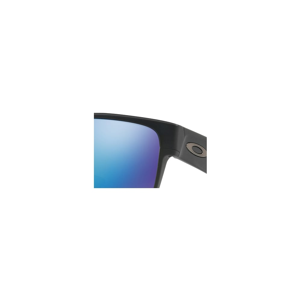 4dd2058a393 Polarized Oakley Prizm TwoFace XL Sunglasses Matte Black OO9350-09