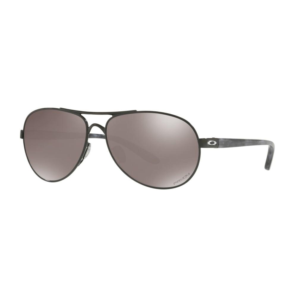 e2921b8d4 Polarized Oakley Prizm Feedback Sunglasses Polished Black OO4079-34