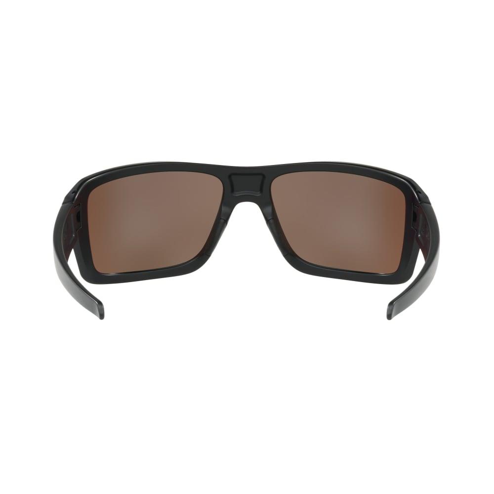 b45ddf1675 Polarized Oakley Prizm Double Edge Sunglasses Matte Black OO9380-13