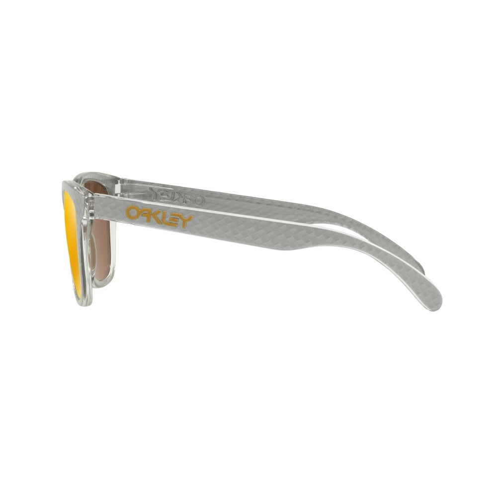 5a103de3f06 Oakley Frogskins Sunglasses Checkbox Silver OO9013-C1