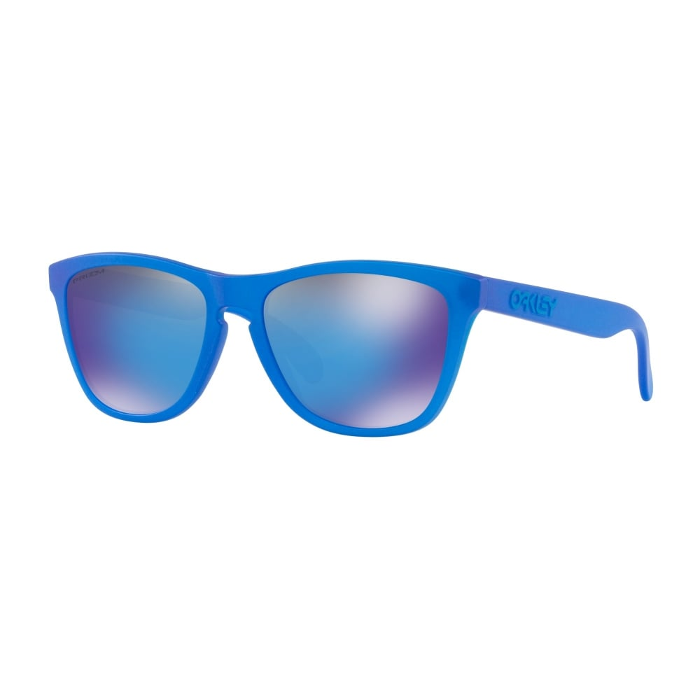 c5417216d503 Oakley Prizm Frogskins Sunglasses X-Ray Blue OO9013-C7