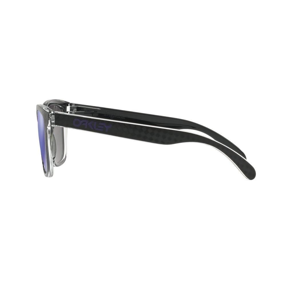 8b6babdba86 Oakley Frogskins Sunglasses Checkbox Black OO9013-B9