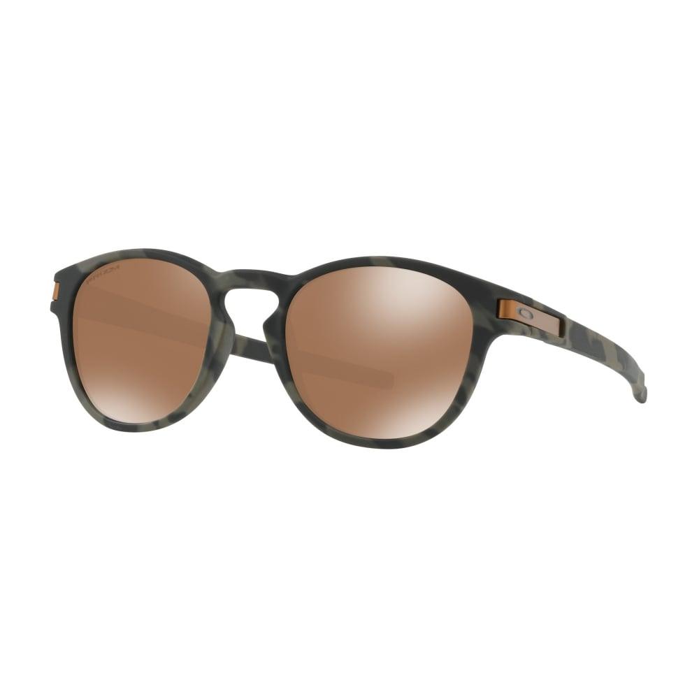 b45162e42a0 Oakley Prizm Latch Sunglasses Olive Camo OO9265-31