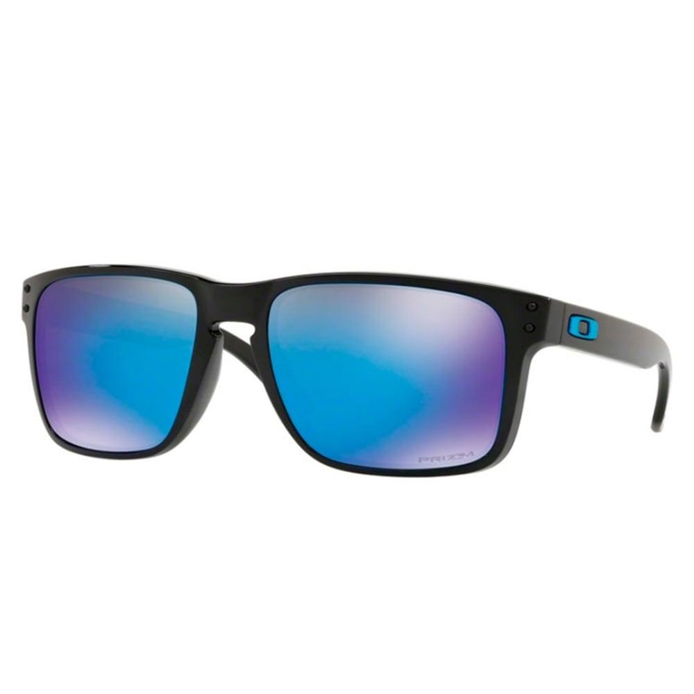 bb289e6861ab Oakley Prizm Holbrook XL Sunglasses Polished Black OO9417-03