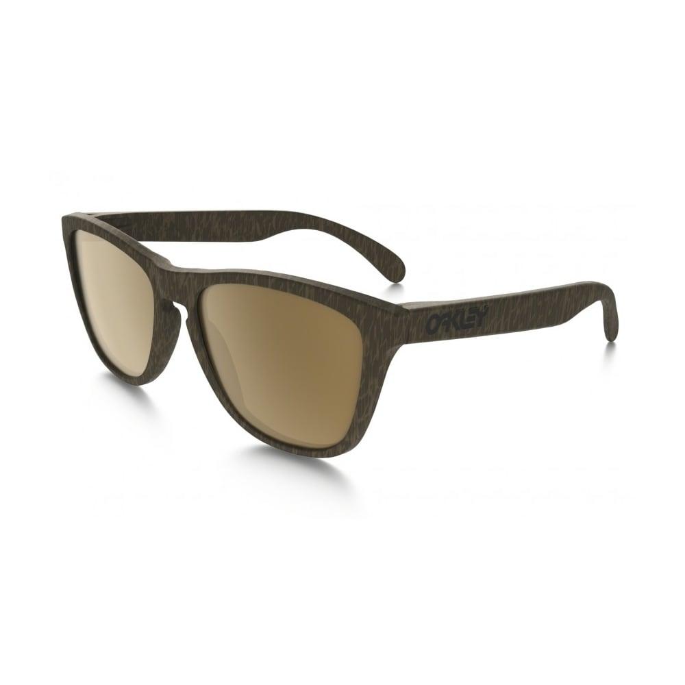 8084f0295ce Oakley Frogskins Sunglasses Tobacco OO9245-29