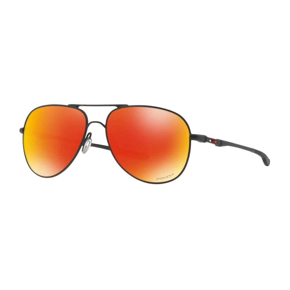 ff4430b2f06 Oakley Prizm Elmont Sunglasses Satin Black OO4119-1358