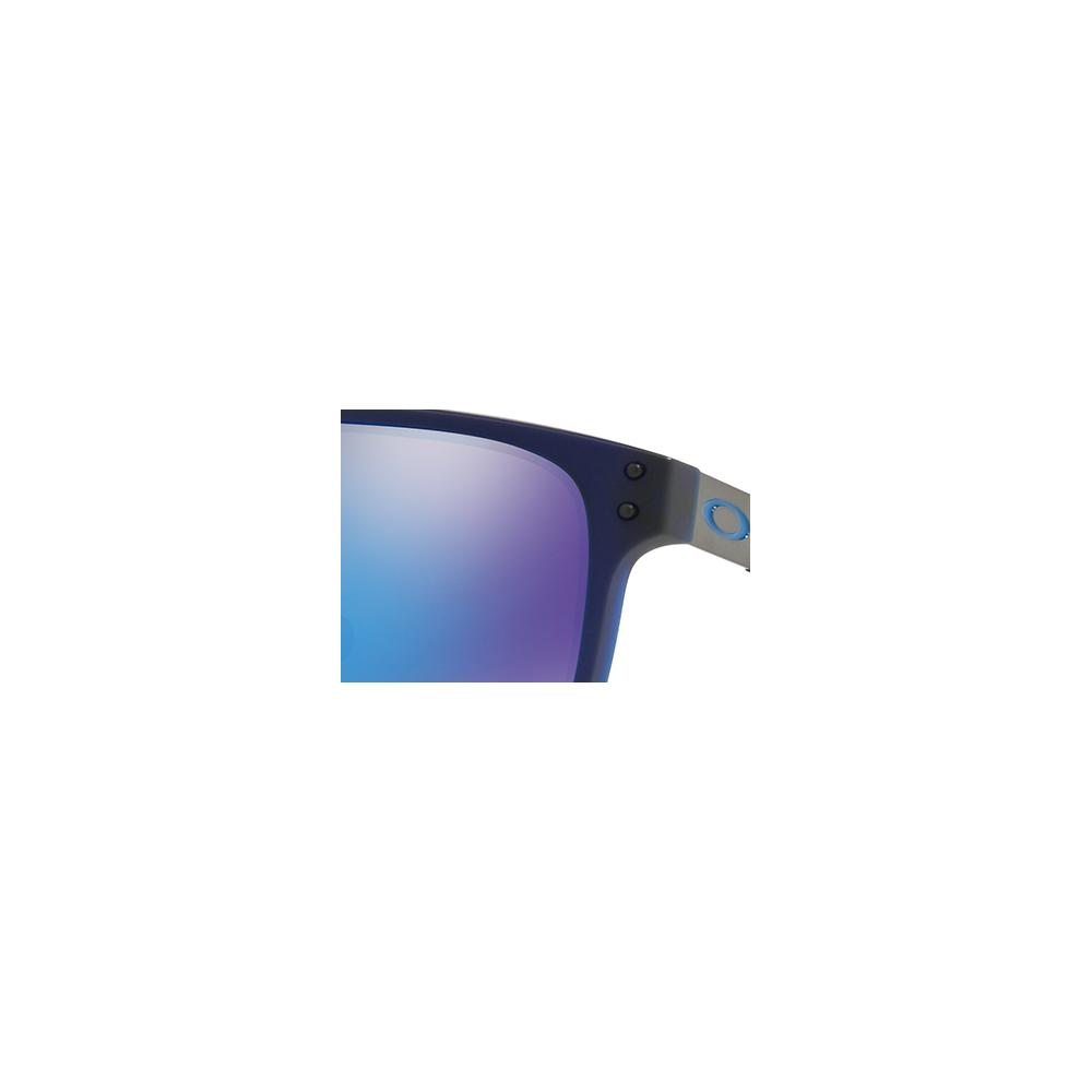 c7cda3abab Oakley Prizm Holbrook Mix Sunglasses Matte Translucent Blue OO9384-03
