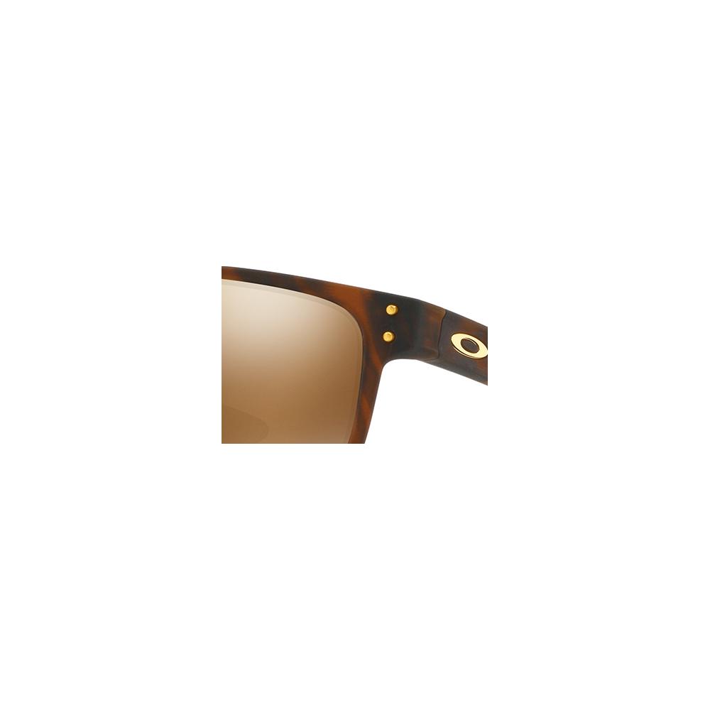 ce124c50e9 Polarized Oakley Prizm Holbrook R Sunglasses Matte Dark Tortoise ...