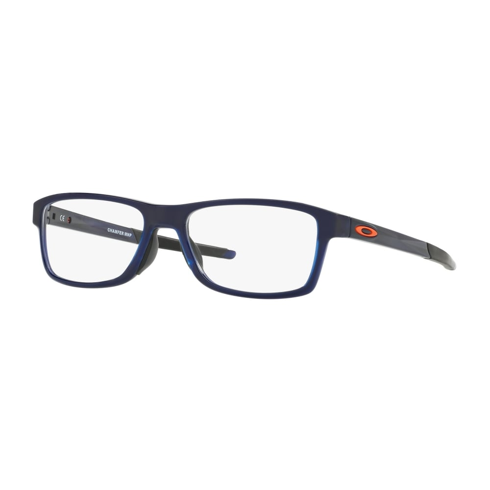 e25f9d998f Oakley Chamfer Prescription Frame 52mm Polished Blue Ice OX8089-0452