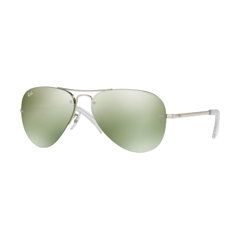 f0b73764f3 Ray-Ban RB3449 Sunglasses Silver RB3449 904330