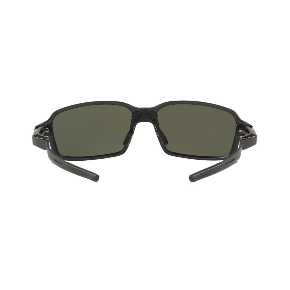 Polarized Oakley Prizm Carbon Prime Sunglasses Black OO6021-02