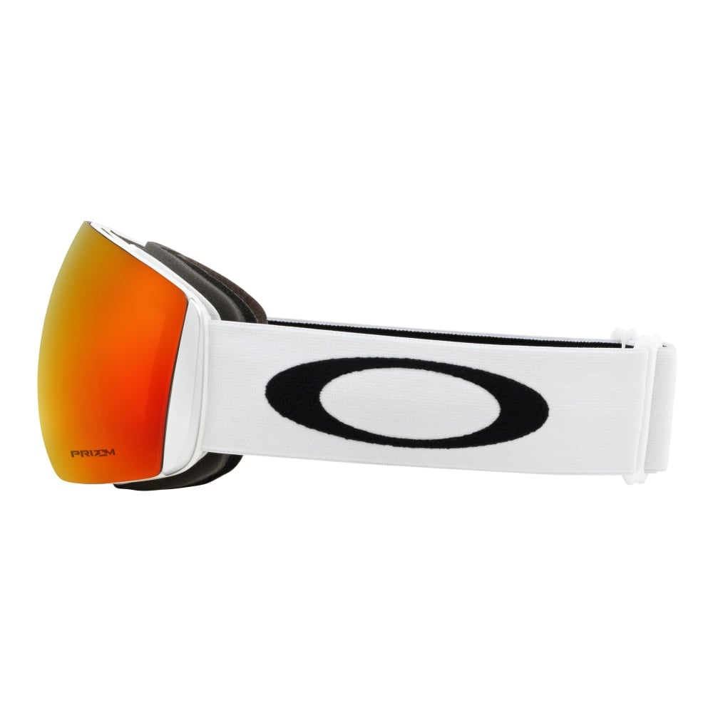 8bf0b26f0acf Oakley Flight Deck Snow Goggles Matte White OO7050-35