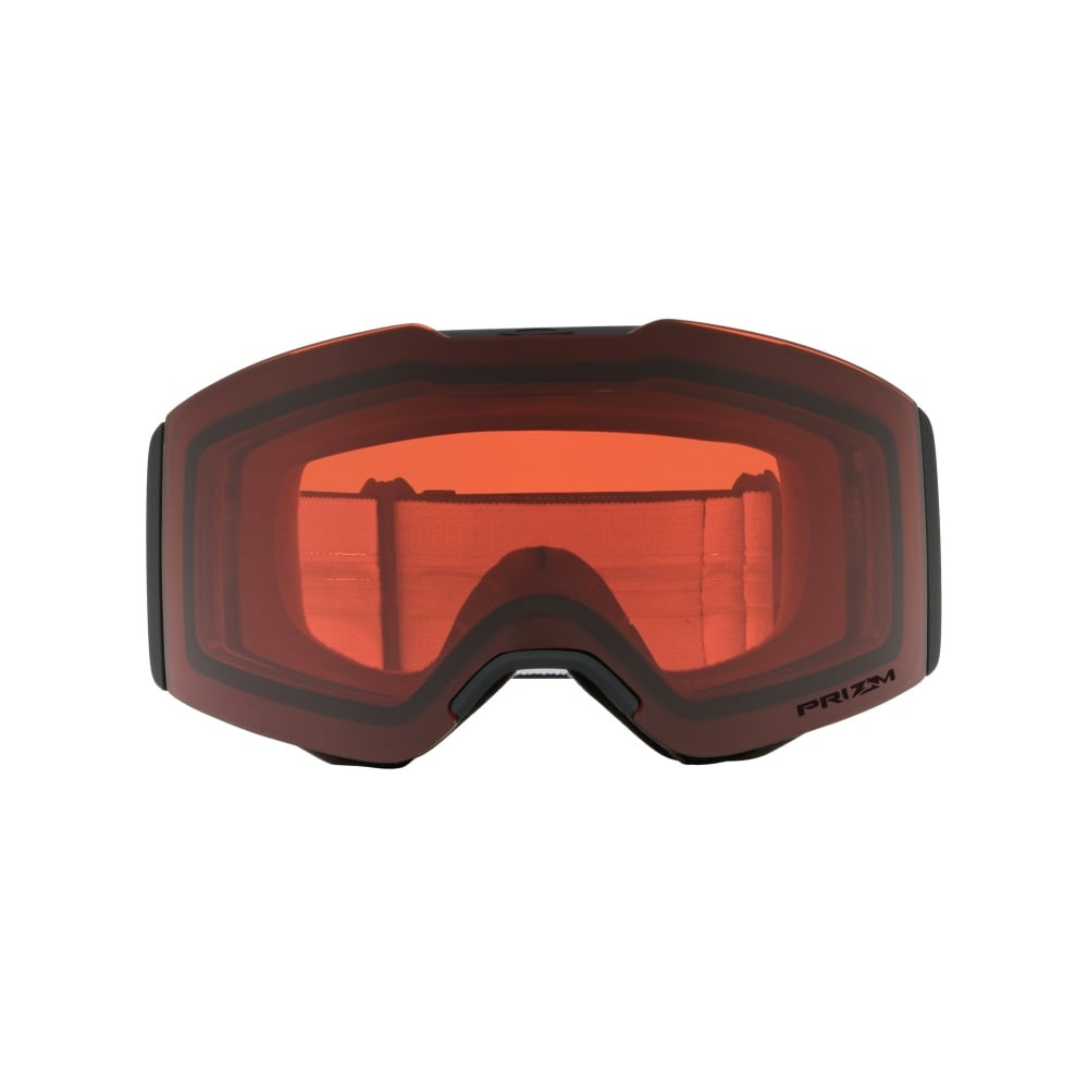 8ee954b37537 Oakley Prizm Fall Line Snow Goggles Matte Black OO7085-05