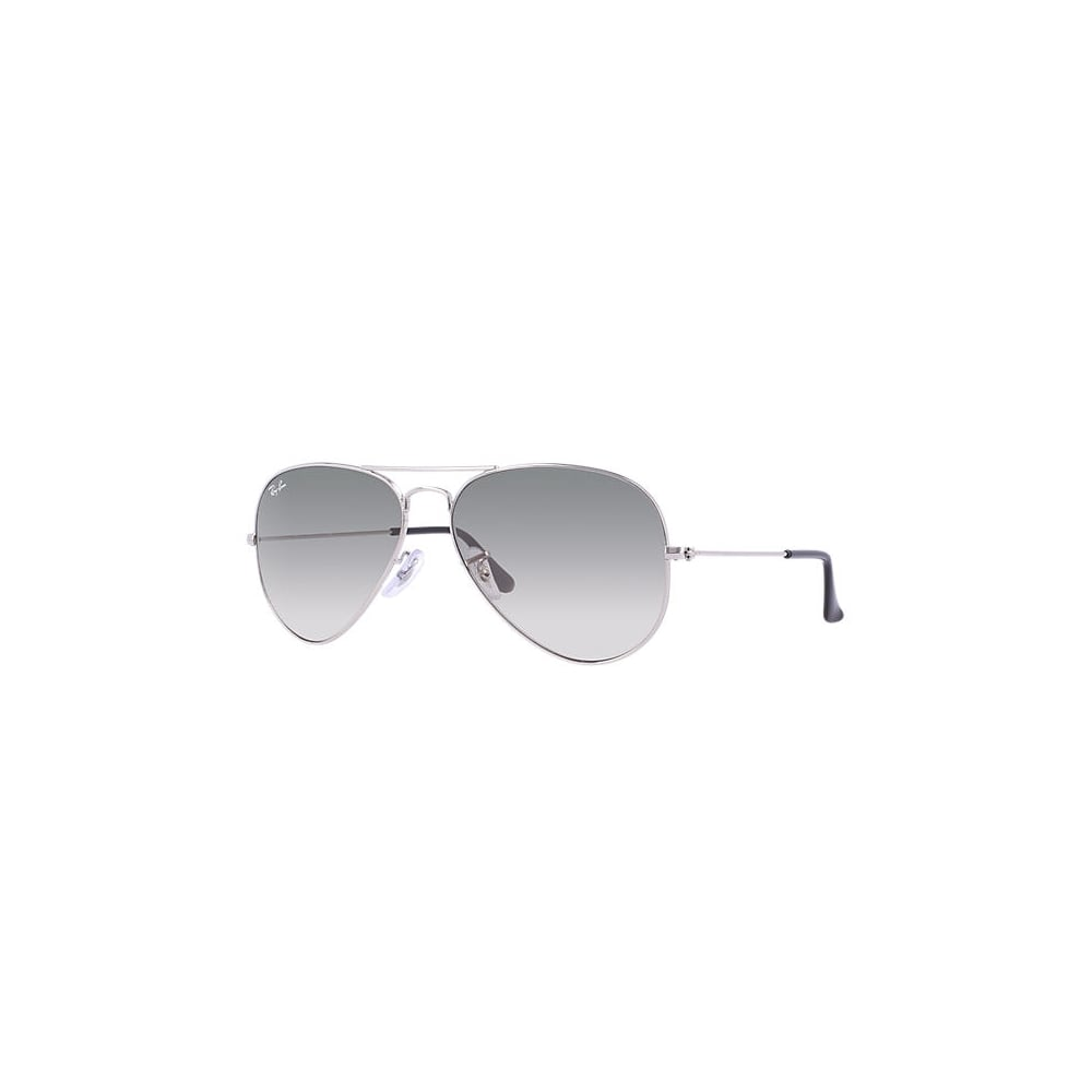 Ray-Ban Aviator Sunglasses Silver RB3025 003 32 35dcf1d83a