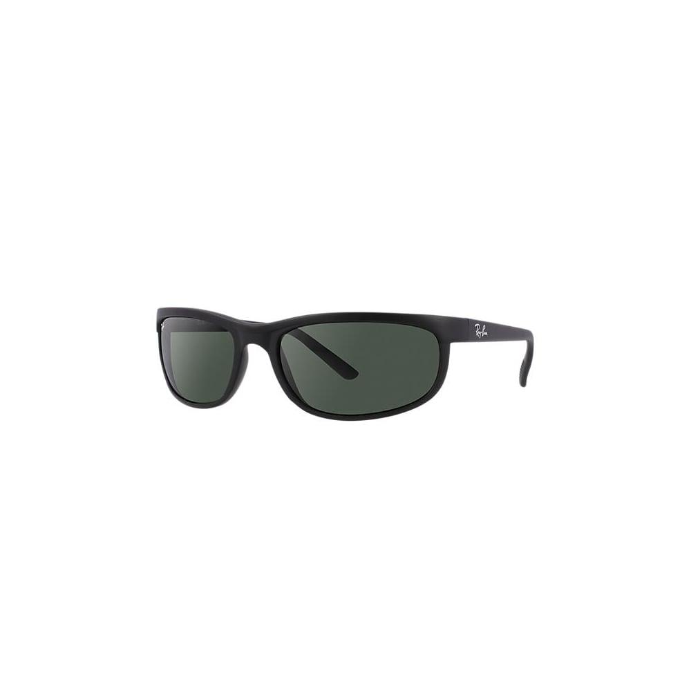 73f7c511580 Ray-Ban Predator 2 Sunglasses Matte Black RB2027 W1847