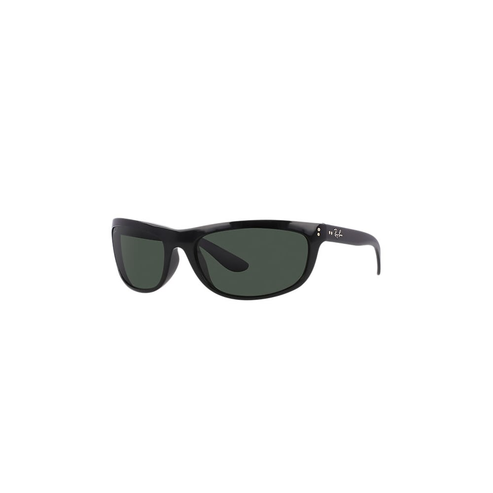 fd1569488e185 Polarized Ray-Ban Balorama Sunglasses Black RB4089 601 58
