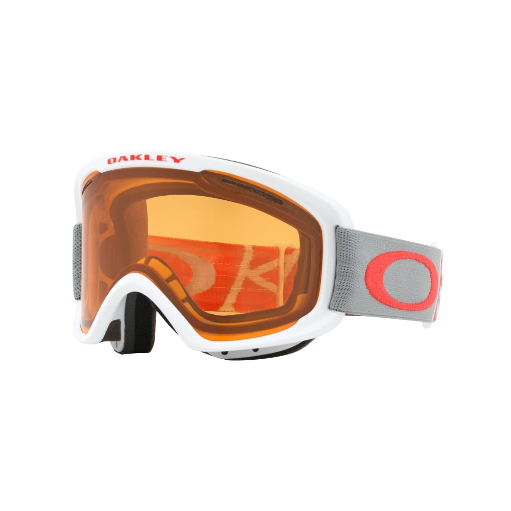 f4ef07367c9 Oakley O2 XM Snow Goggles Basket Case Iron Coral OO7066-44