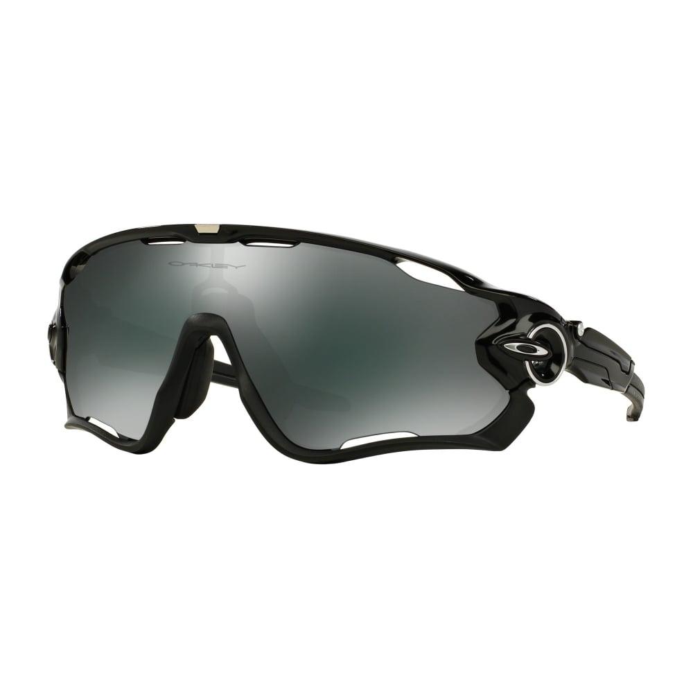 0ec1f4a7b7 Polarized Oakley Jawbreaker Asian Fit Sunglasses Polished Black ...
