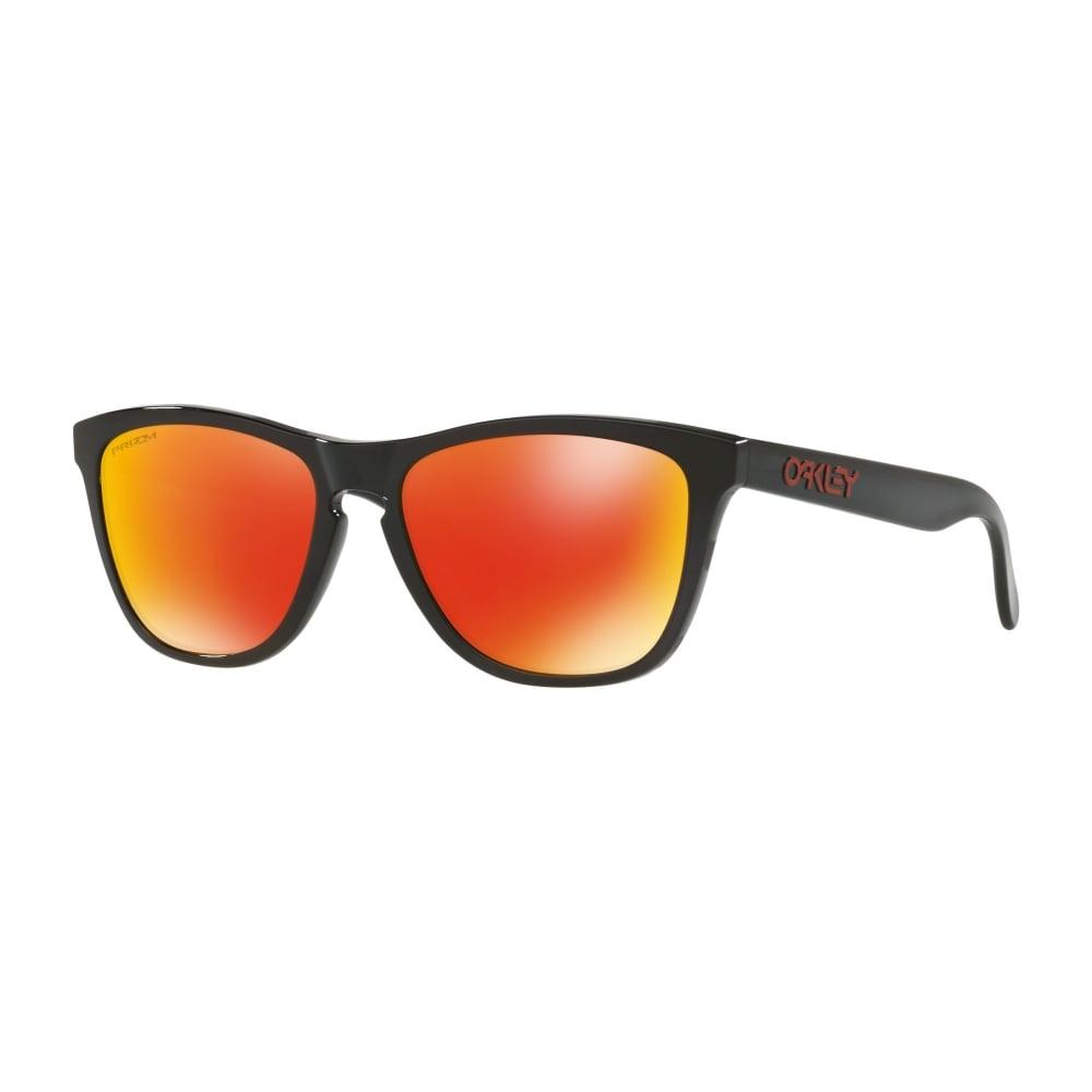 0fdf184a0a Oakley Frogskins Sunglasses Black Ink OO9013-C9