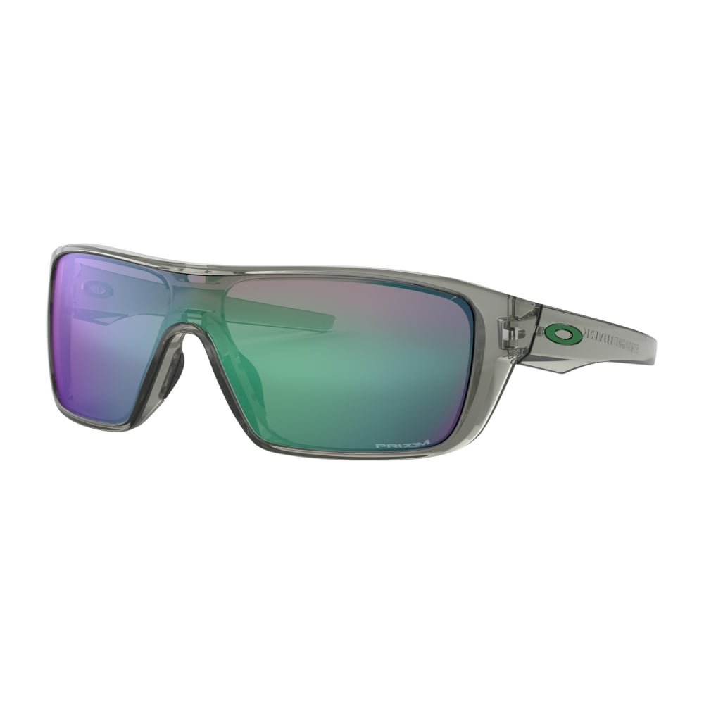 3b2f4e185cd Oakley Prizm Straightback Sunglasses Grey Ink OO9411-05