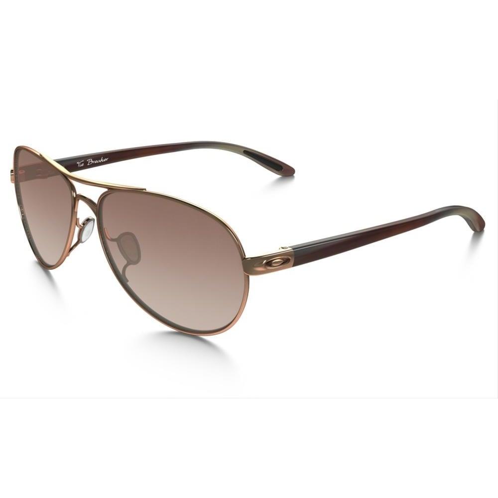 84a7a91bd6 Oakley Women s Tie Breaker Sunglasses Rose Gold OO4108-08