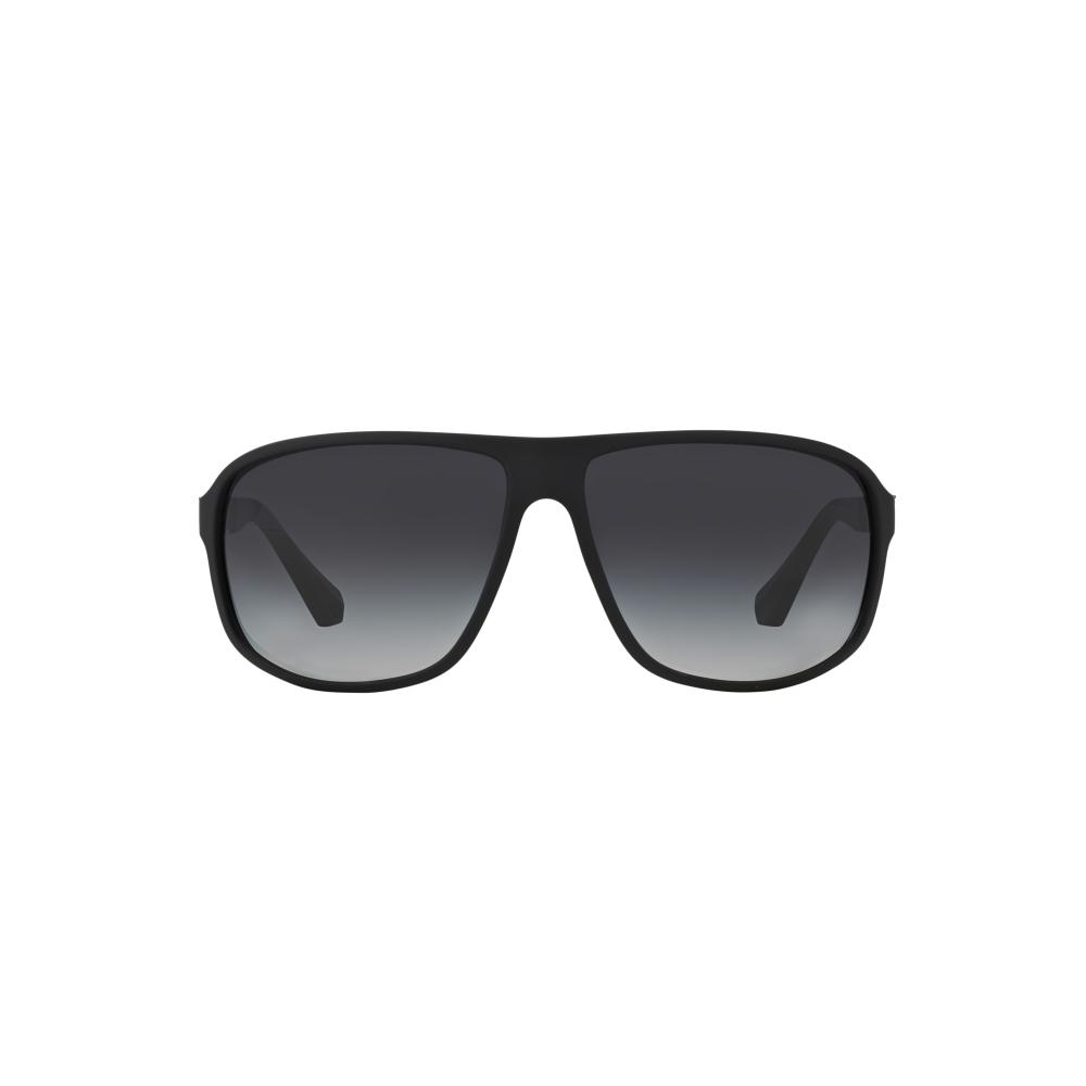 edb2c537f2e Emporio Armani EA4029 Sunglasses Black EA4029 50638G