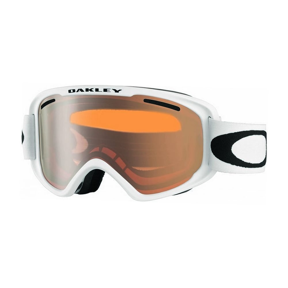 98c3227ca59f Oakley O2 XM Snow Goggle Matte White OO7066-33