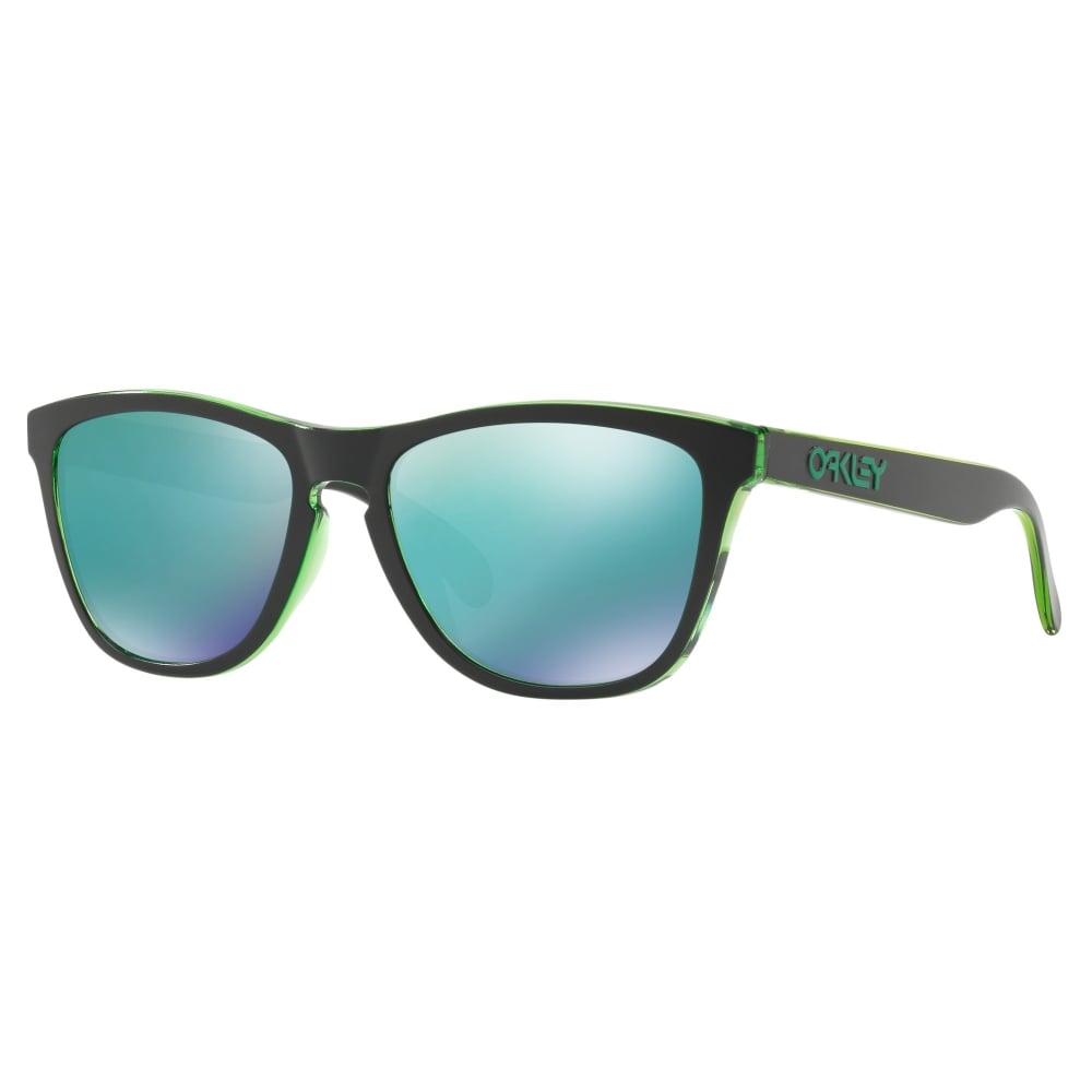 6112f862dd99c Oakley Frogskins Sunglasses Eclipse Green OO9245-47A