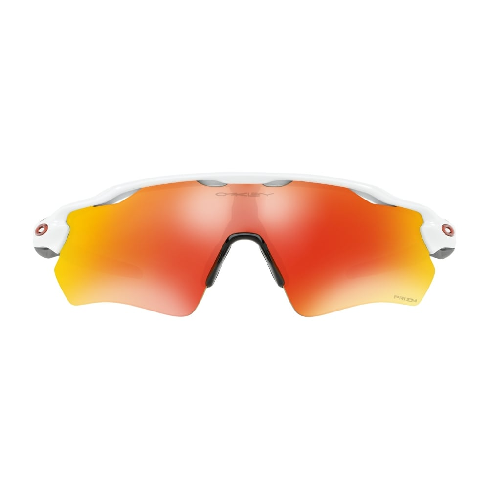 e5866229b1 Oakley Prizm Radar EV Path Sunglasses Polished White OO9208-72
