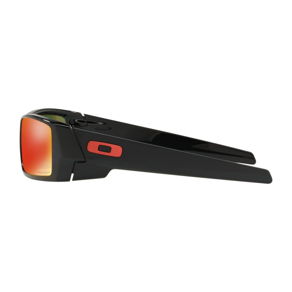 155c8d6b9c0 Oakley Prizm Gascan Sunglasses Polished Black OO9014-44