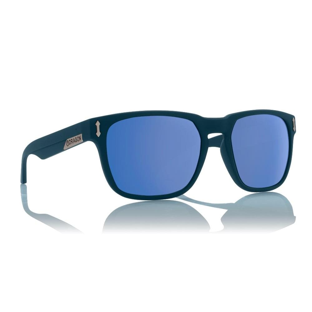 49be8dc0f5b Dragon Monarch Sunglasses Matte Deep Navy 33611-415