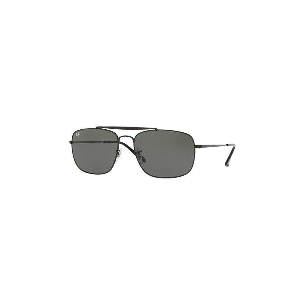 1d4a4c3205e Polarized Ray-Ban Colonel Sunglasses Black RB3560 002 58