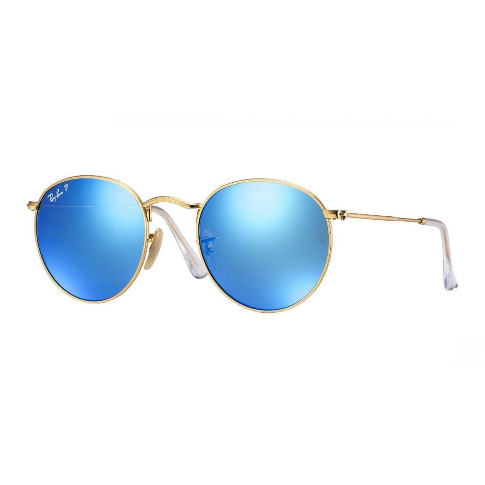55ed907a57 Ray-Ban ROUND METAL - Ray-Ban from Igero UK