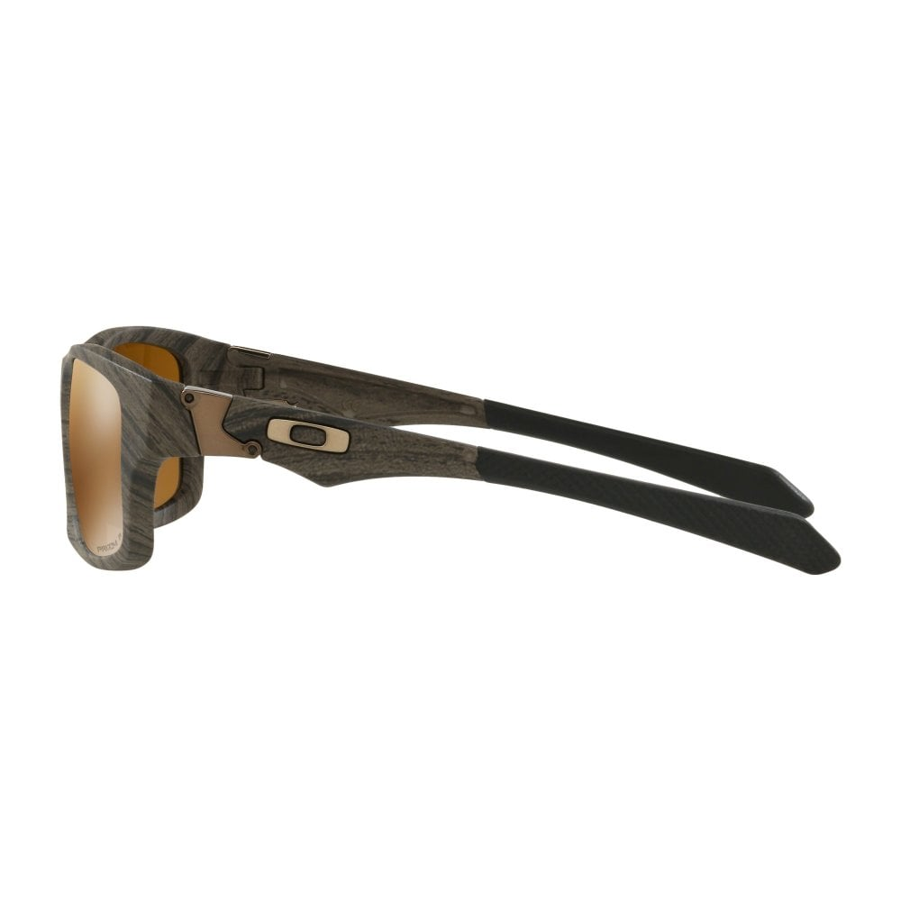 c74e295747 Polarized Oakley Prizm Jupiter Squared Sunglasses Woodgrain OO9135-35