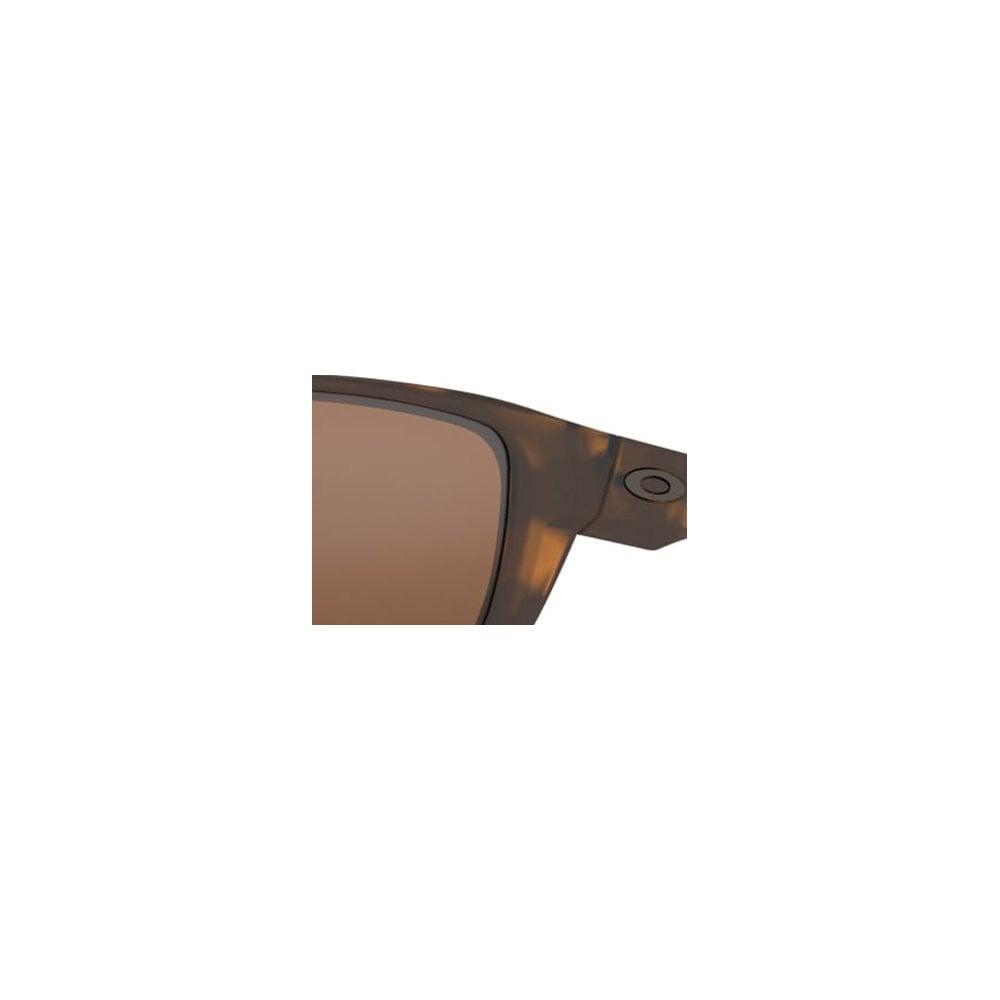 f97e8aa6d1c Polarized Oakley Prizm Straightback Sunglasses Matte Brown Tortoise ...