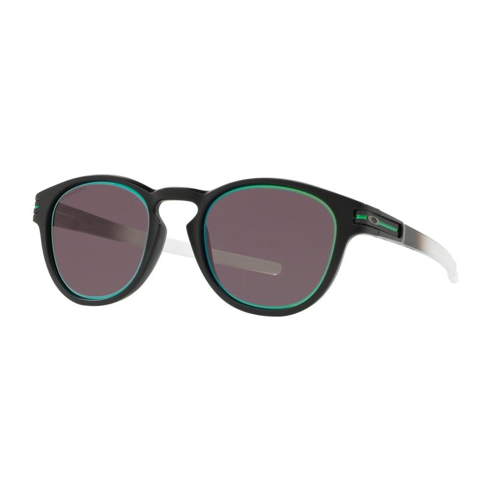 cdef9151555 Oakley Prizm Latch Sunglasses Matte Black OO9265-34