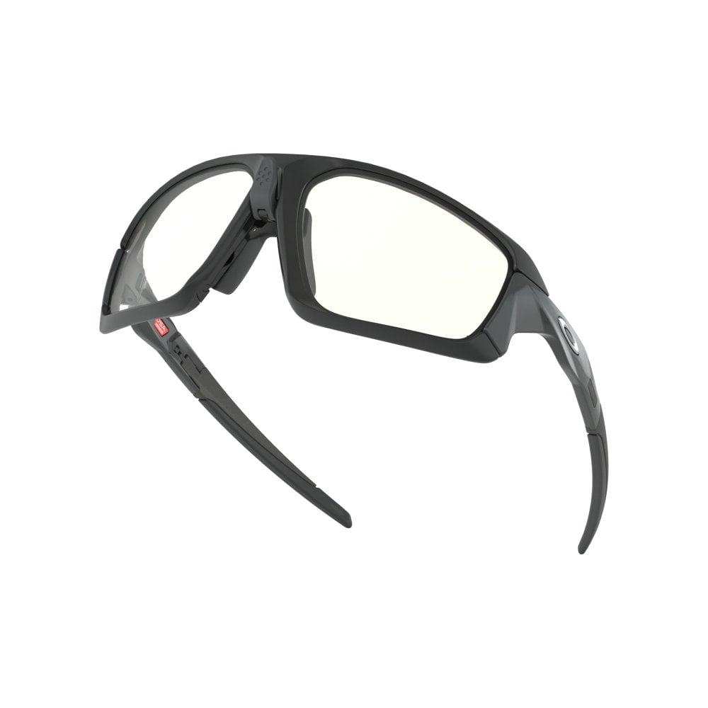 9db24060def87 Oakley Photochromic Field Jacket Sunglasses Matte Black OO9402-06