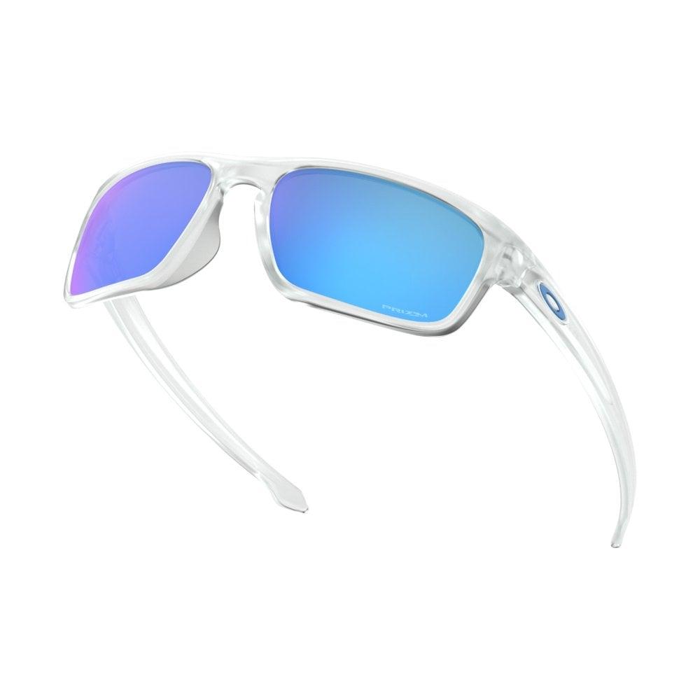 8d744a50d22fb Oakley Prizm Sliver Stealth Sunglasses Matte Clear OO9408-04