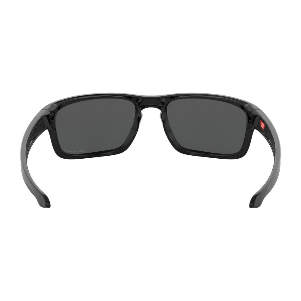 f2f5e16aa0 Polarized Oakley Prizm Sliver Stealth Sunglasses Polished Black ...