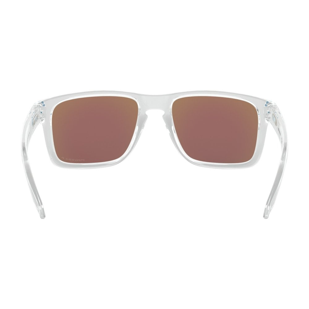 da9cea98cc8 Polarized Oakley Prizm Holbrook XL Sunglasses Polished Clear OO9417-07