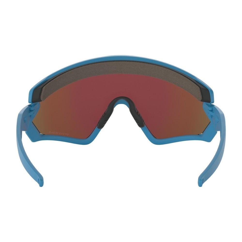 8b550df251801 Oakley Prizm Wind Jacket 2.0 Sunglasses Matte Sky Blue OO9418-13