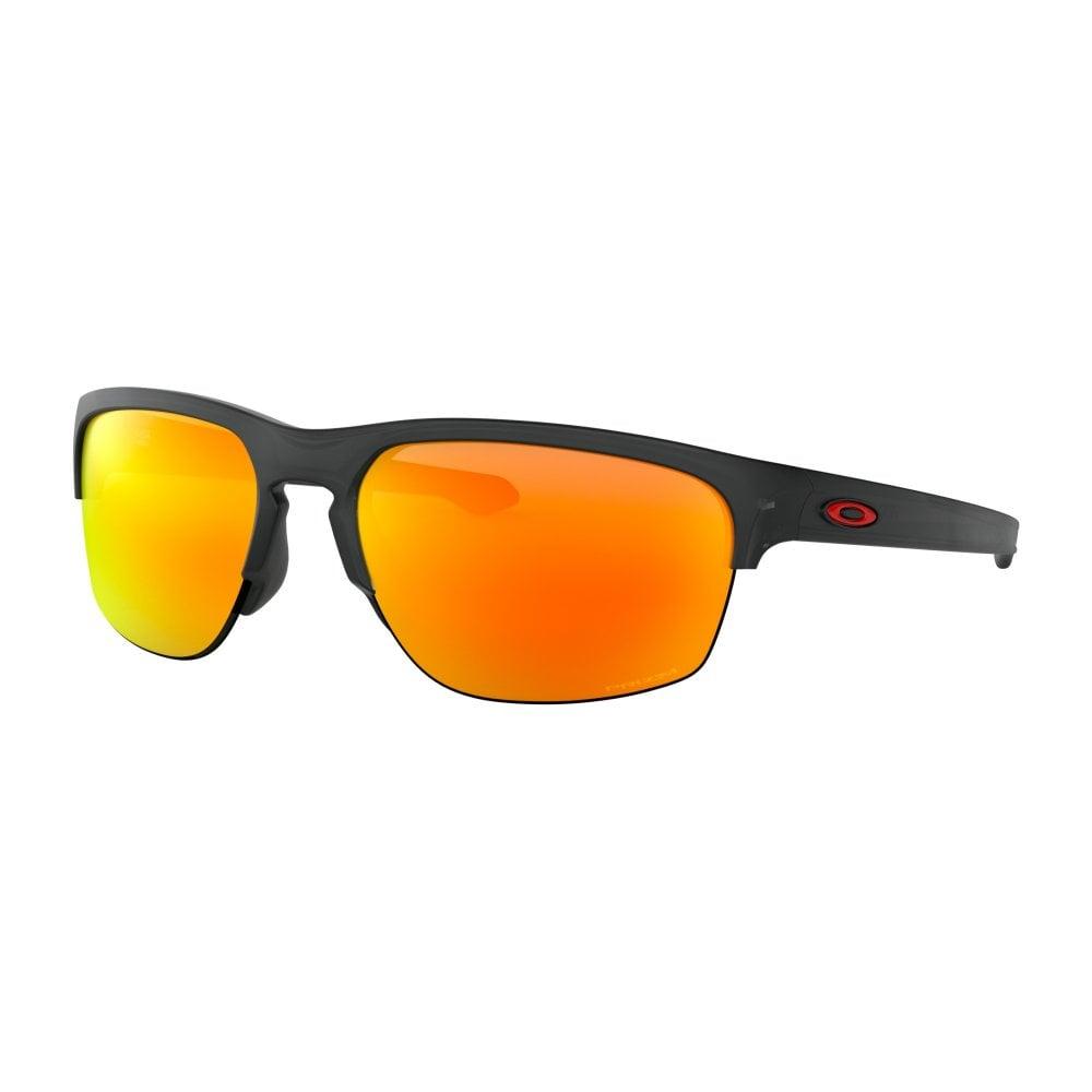 Oakley Prizm Sliver Edge Sunglasses Matte Black Ink OO9413-02 f985795576