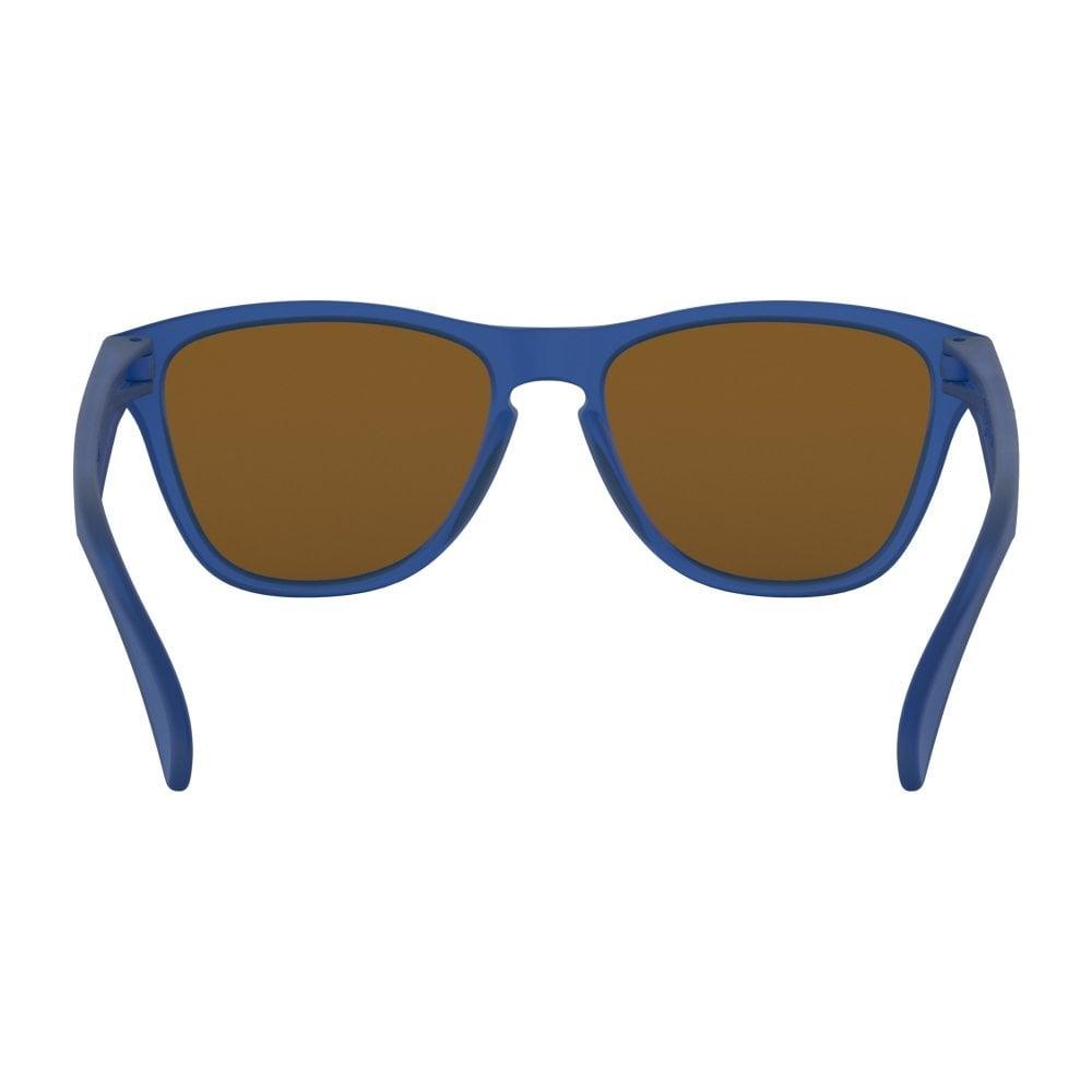 dd0fa51e26 Oakley Frogskins XS Youth Sunglasses Matte Sapphire OJ9006-04