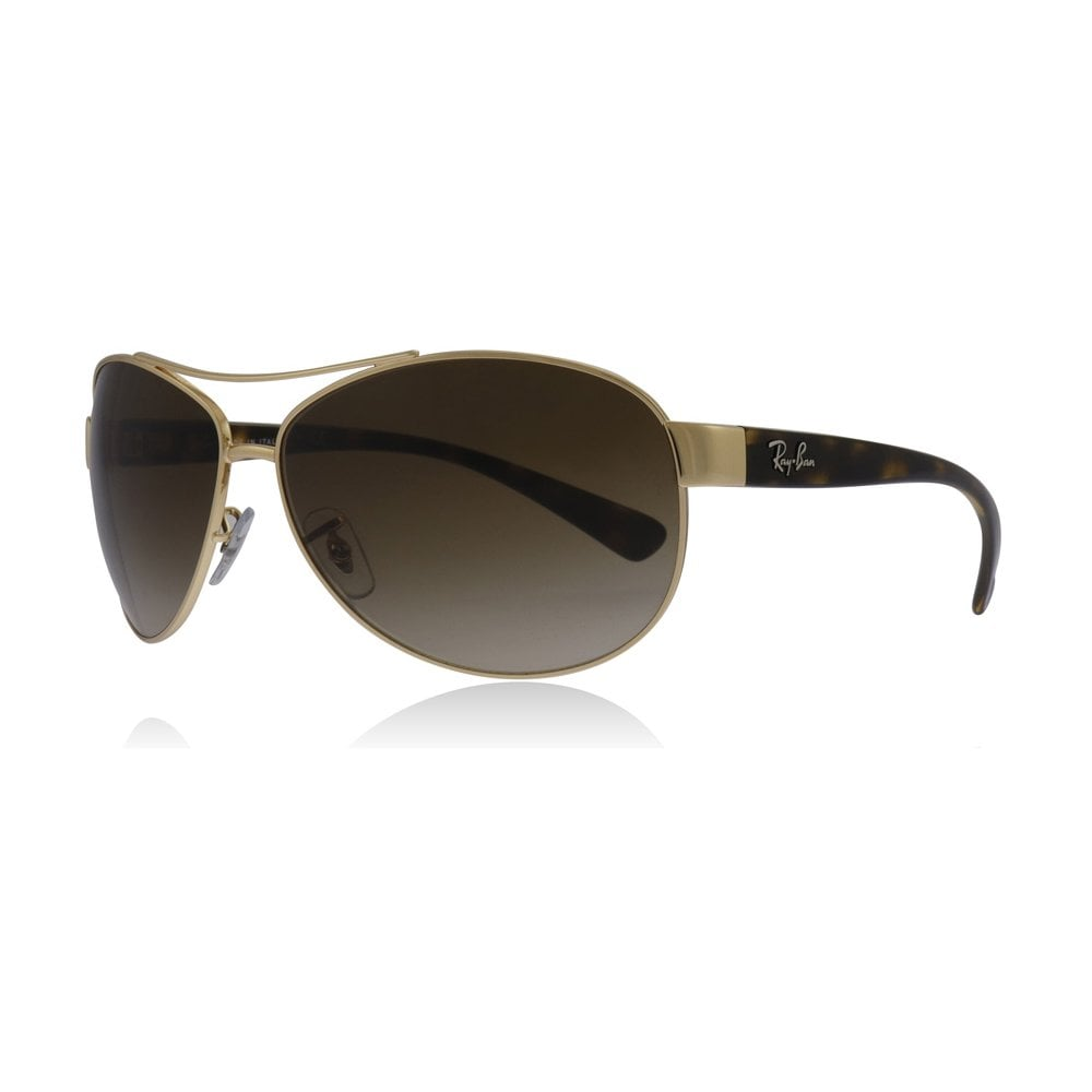 adfa396f27 Ray-Ban RB3386 Sunglasses Gold RB3386 001 13 Large